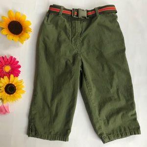 Children's Place Kids Crop Capri Pants